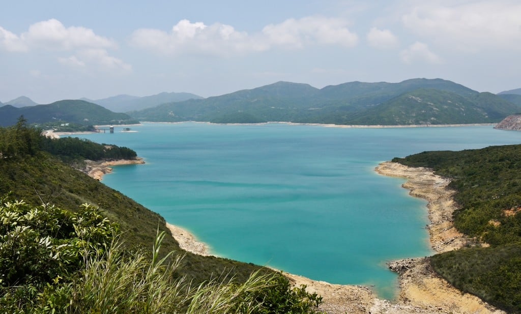 High Island Reservoir Full View (萬宜水庫)