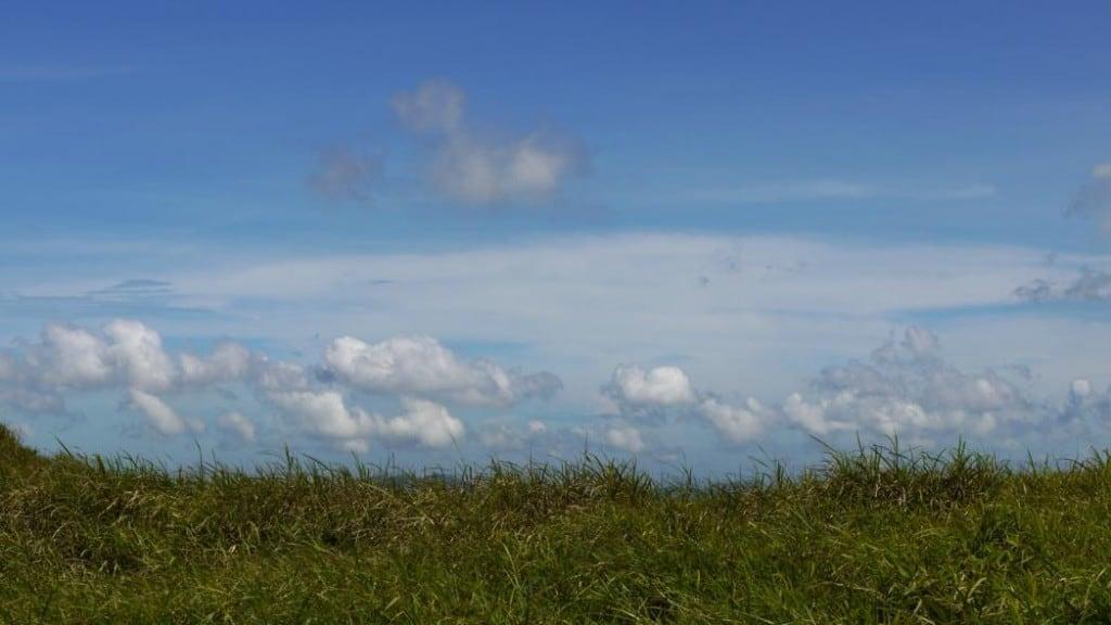 Clouds at Tai Mo Shan