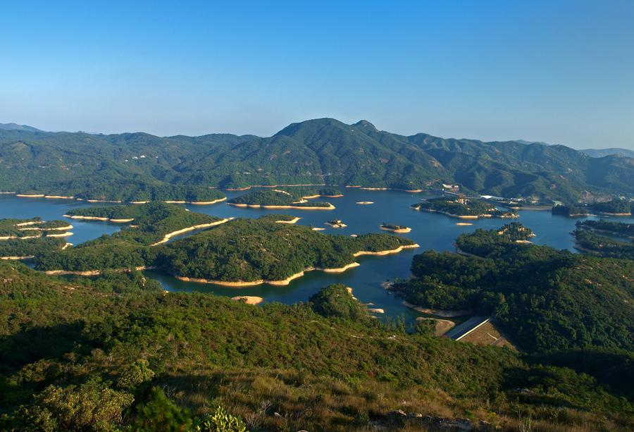 Tai Lam Chung Reservoir (Photo by Yip Ho Fai 一毫子)