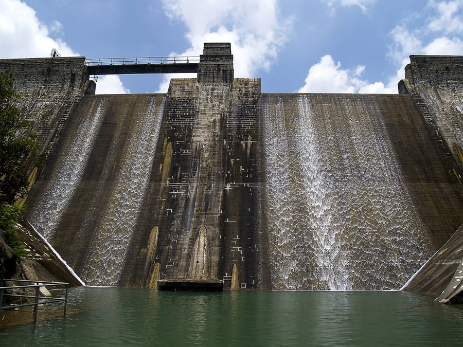 Tai Tam Reservoir Group | 大潭水塘