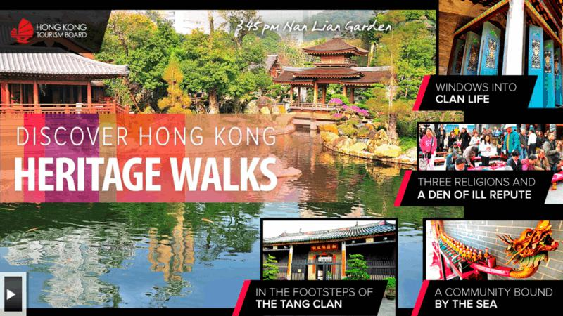 Hong Kong Heritage Walks