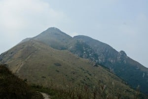 The Top of Lantau Peak