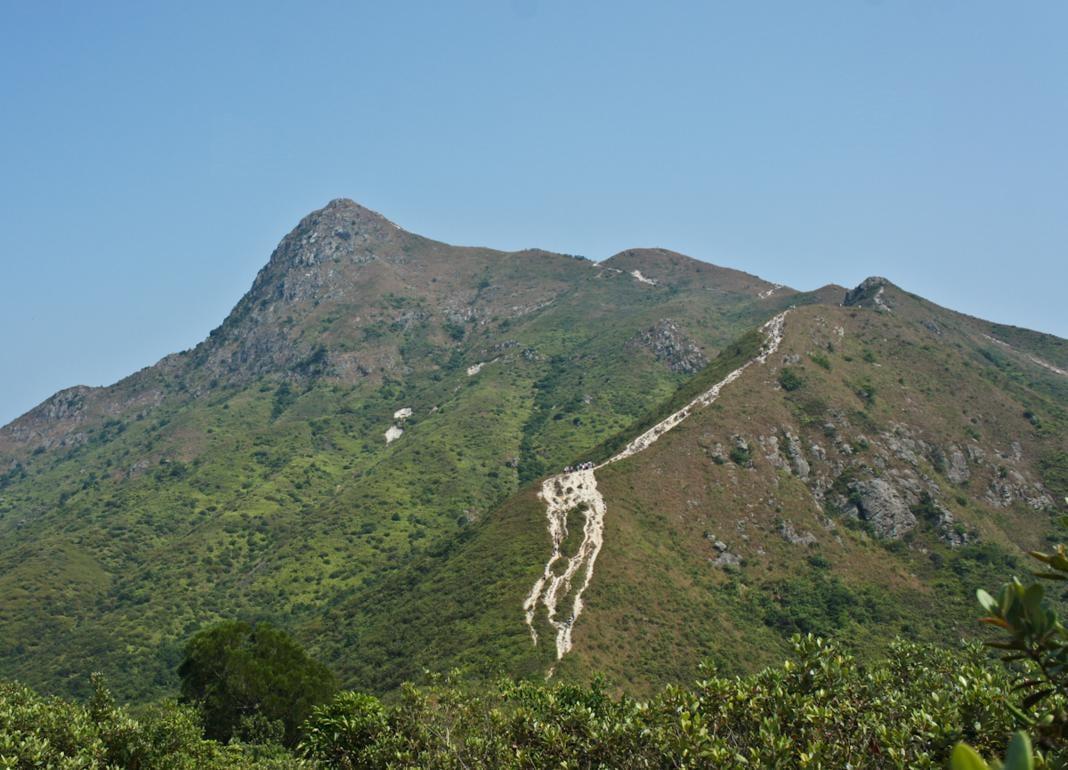 Sharp Peak | Nam She Tsim | 蚺蛇尖