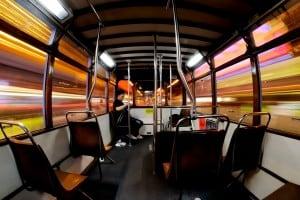 Dingding, Hong Kong Tramways, Time Travel in Hong Kong