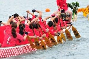 Hong Kong Dragon Boat at Tuen Ng Festival | 香港端午節龍舟嘉年華