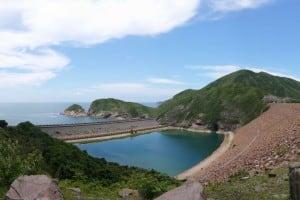 Geo Trail at East Dam, High Island Reservoir 萬宜地質步道