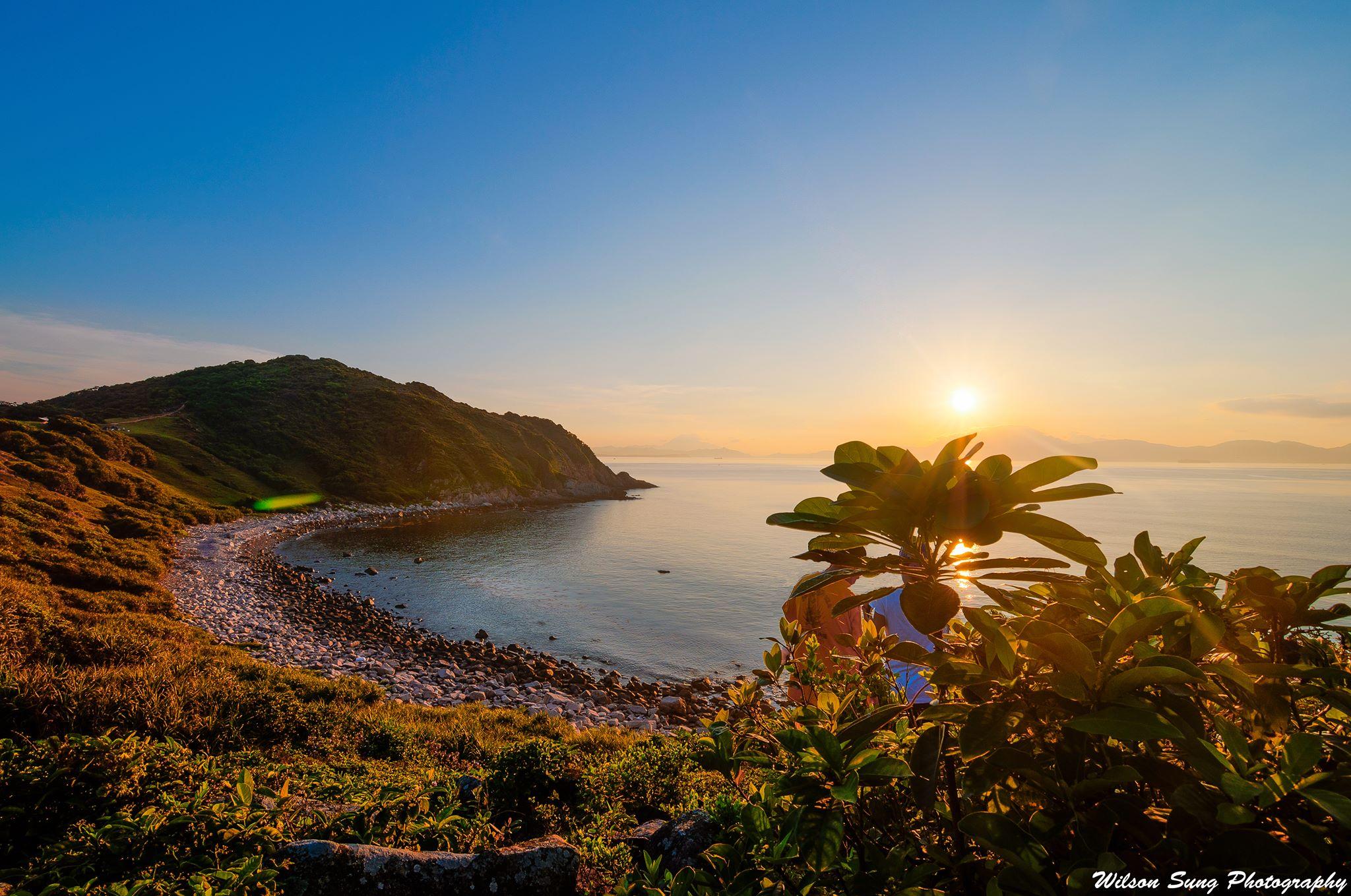 Sunrise at Grass Island (Tap Mun)