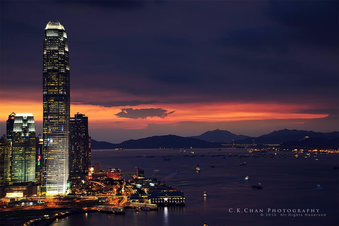 Feng Shui of IFC, Hong Kong