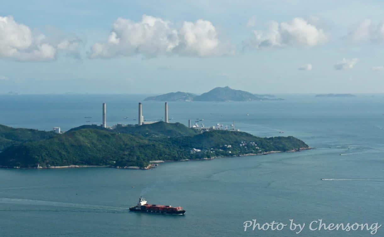 Lamma Island Power Station
