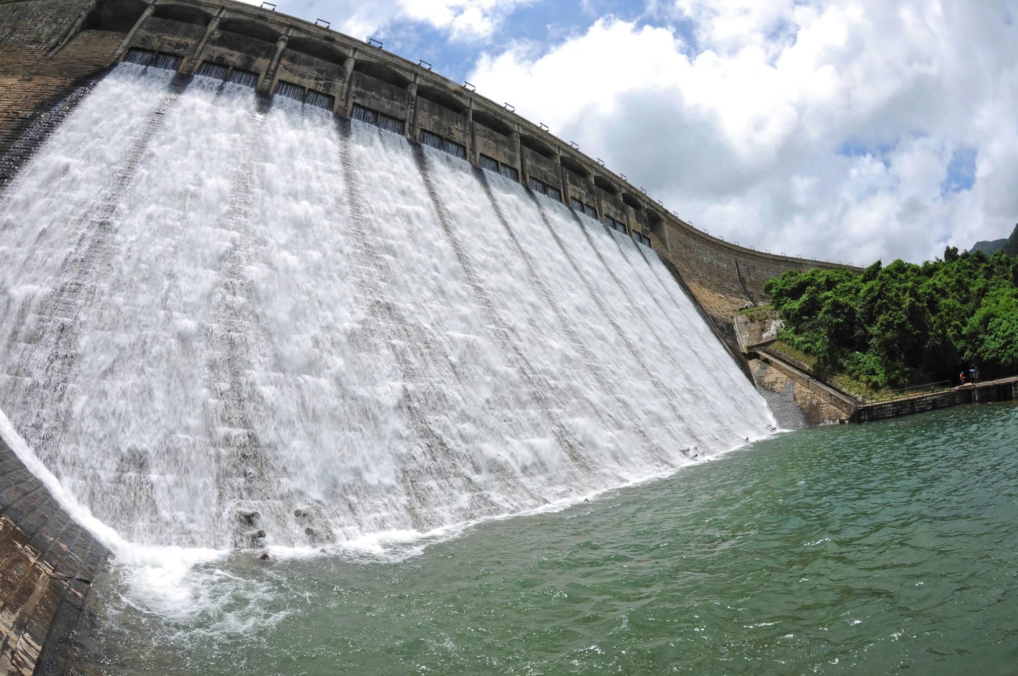 Tai Tam Reservoir Main Dam