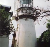New Green Island Lighthouse built in 1905 新青洲燈塔建于1905年